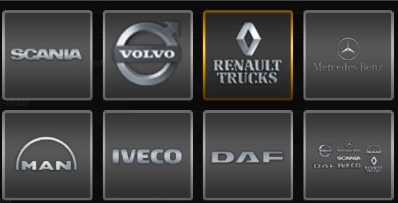 Truck Brands For Player Logo Ets 2 Euro Truck Simulator 2