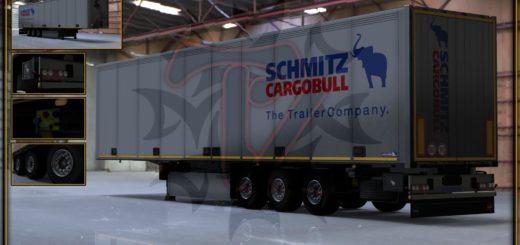 truck intern t2 chéreau