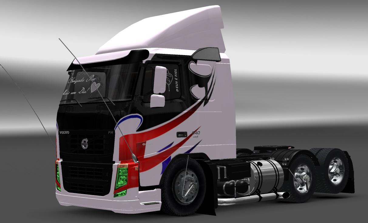 volvo euro 5 truck euro truck simulator 2 mods. Black Bedroom Furniture Sets. Home Design Ideas
