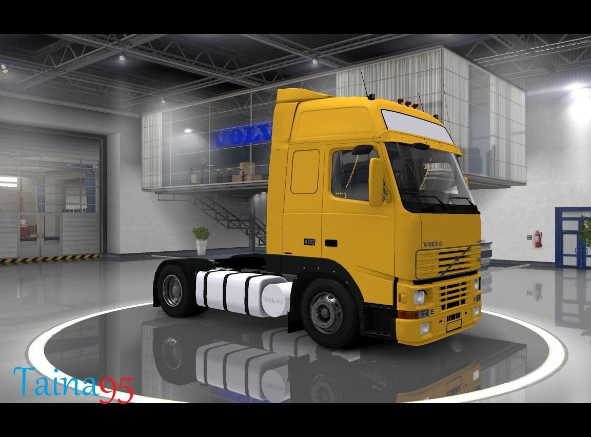 VOLVO FH12 V1.4 Truck -Euro Truck Simulator 2 Mods