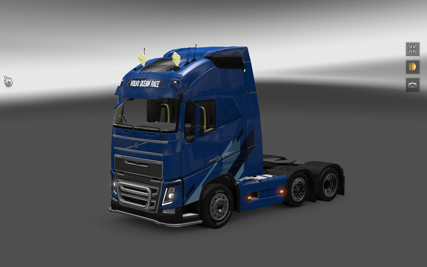 VOLVO FH16 TUNING MOD 1.14 ETS2 -Euro Truck Simulator 2 Mods