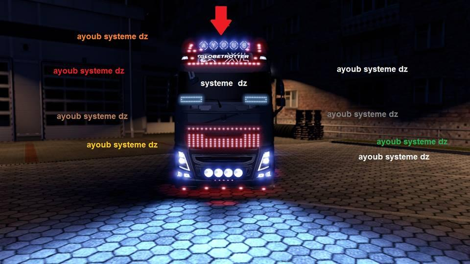 Скачать мод евро трек симулятор 2 ксенон