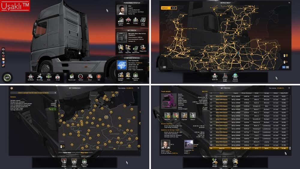 how to change profile picture in ets2