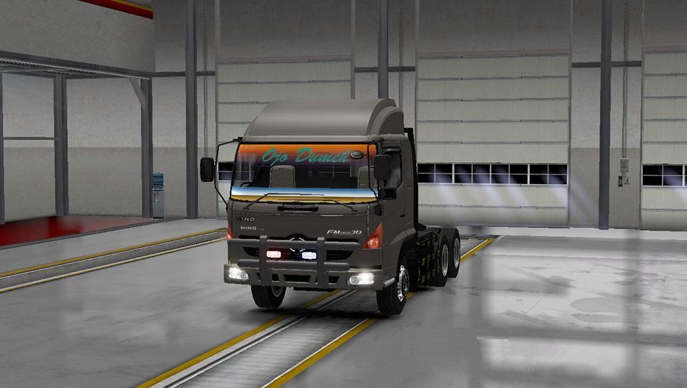 download game euro truck simulator 2 indonesia apk