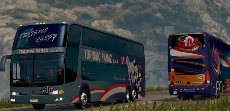 Ets2 Mods Bus