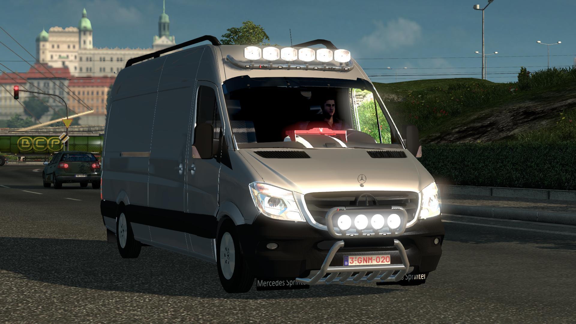 Euro Truck Simulator  Car Mod Download