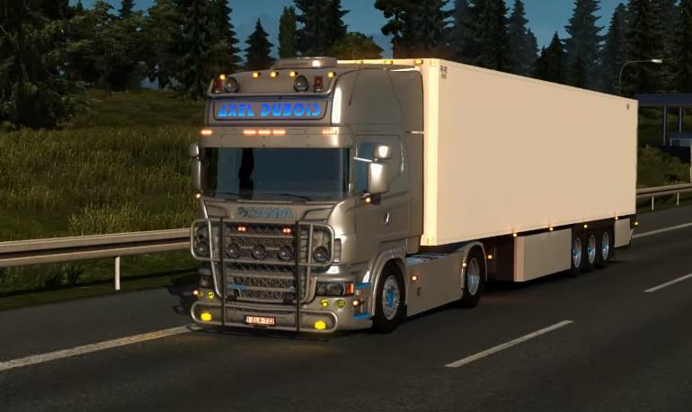 Mods For American Truck Simulator