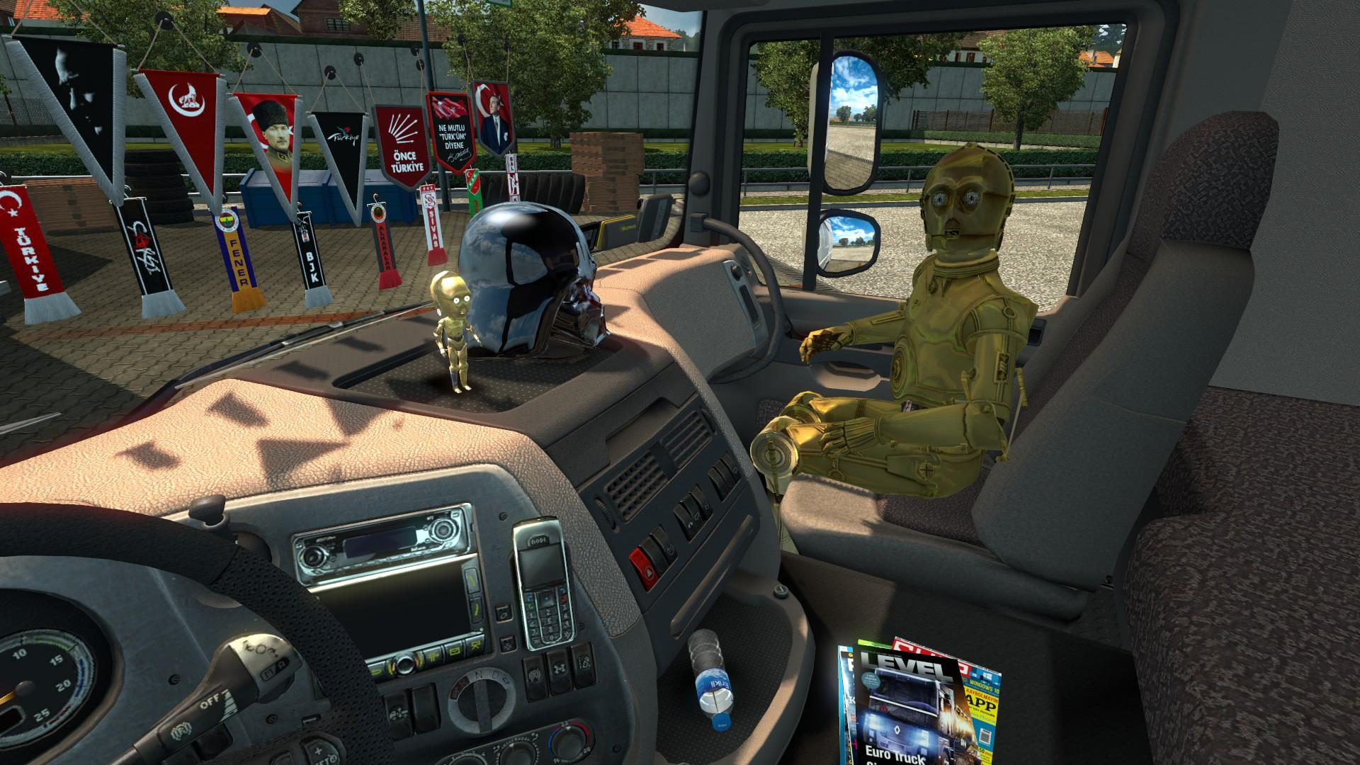 Sisl S Mega Pack Feat Star Wars Dlc 1 3 Ets2 Euro Truck