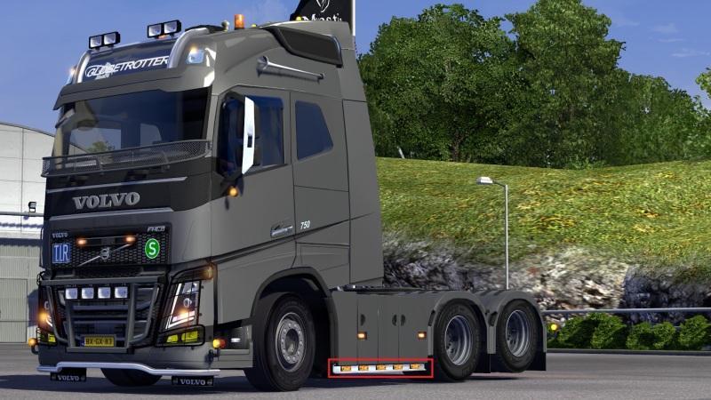 VOLVO FH 2013 [OHAHA] V18.4.3S Mod -Euro Truck Simulator 2 ...