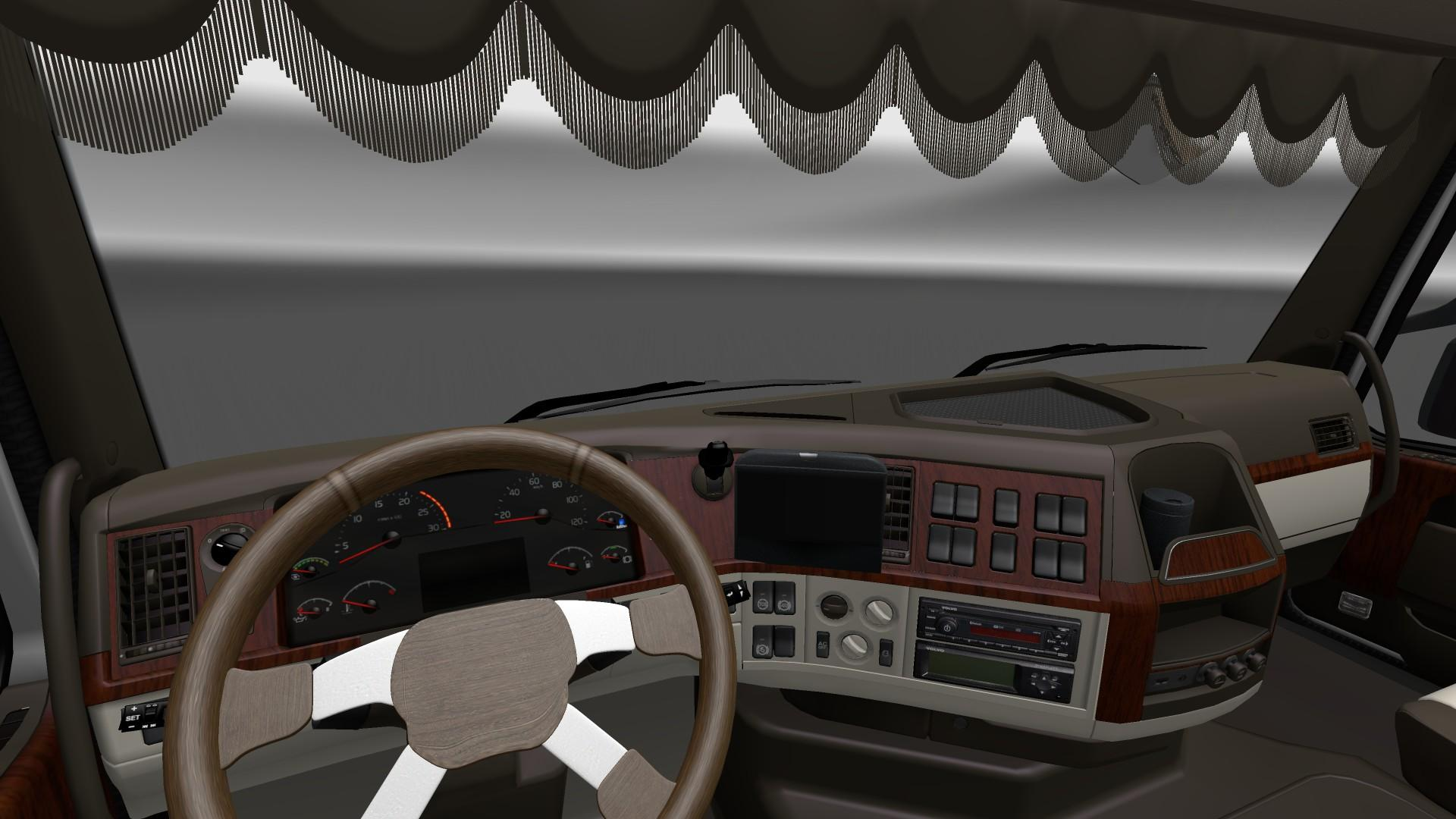 VOLVO FH16 GREEK 1.22 Truck -Euro Truck Simulator 2 Mods