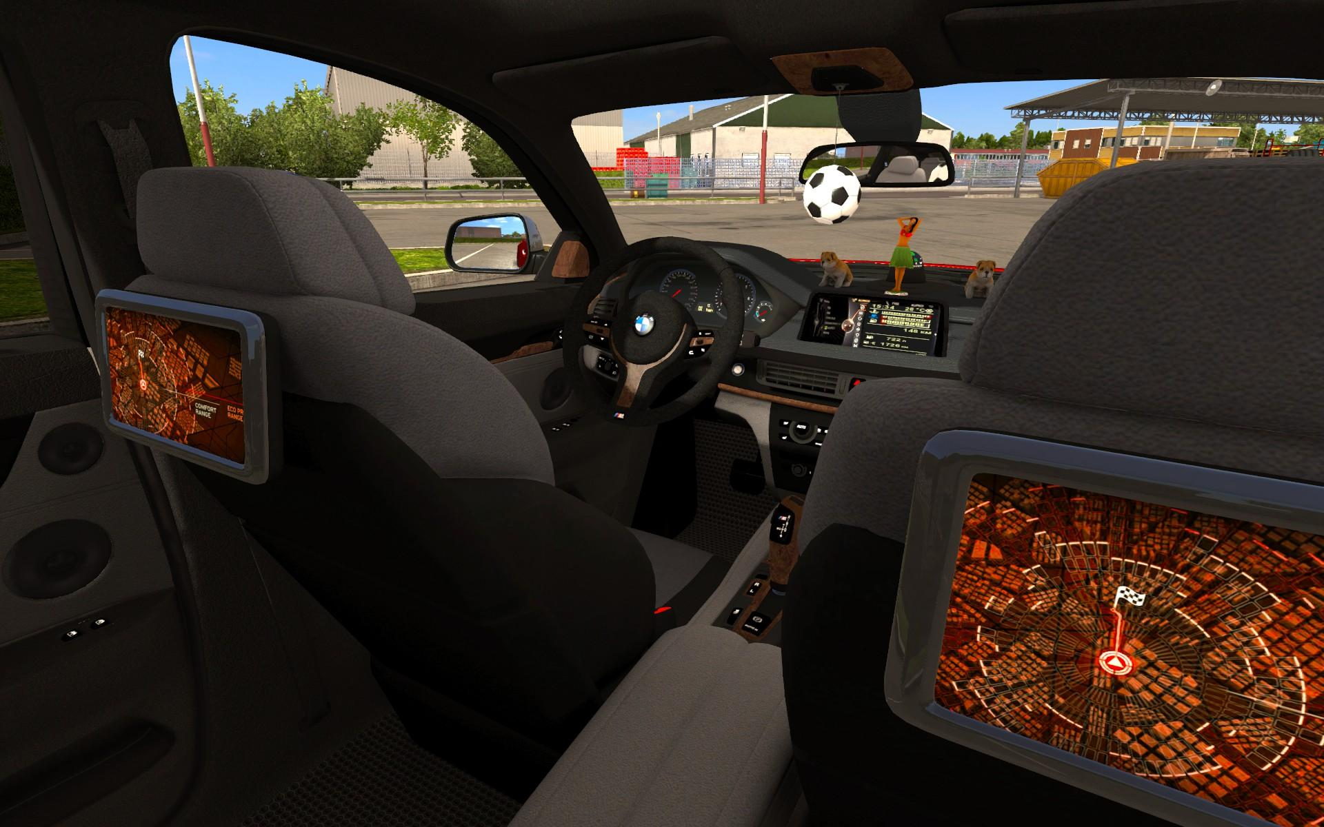 Bmw X6 M V2 0 Car Euro Truck Simulator 2 Mods