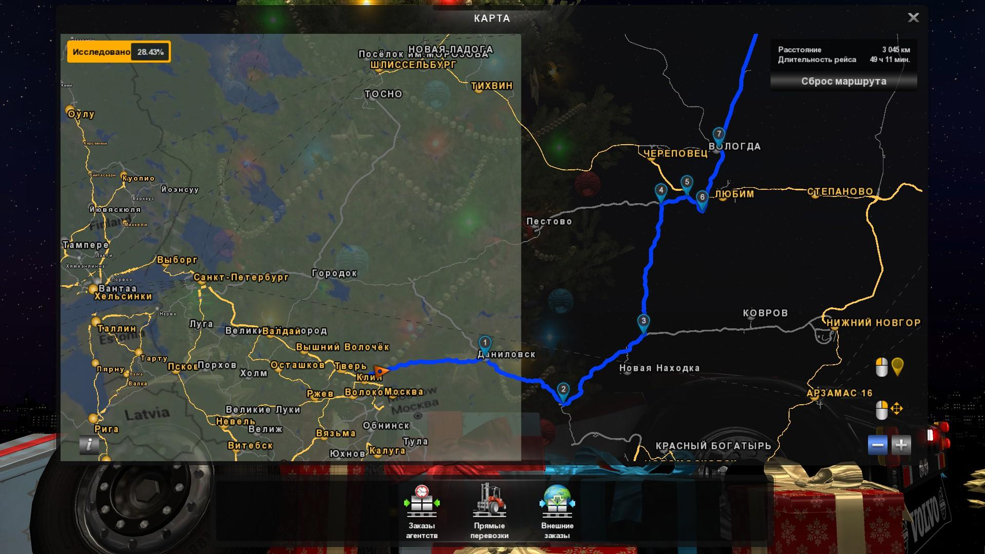 Fix For Coonections Rusmap Russian Open Spaces Ets2
