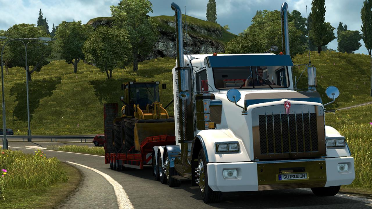 KENWORTH T800 1.22.X Truck -Euro Truck Simulator 2 Mods