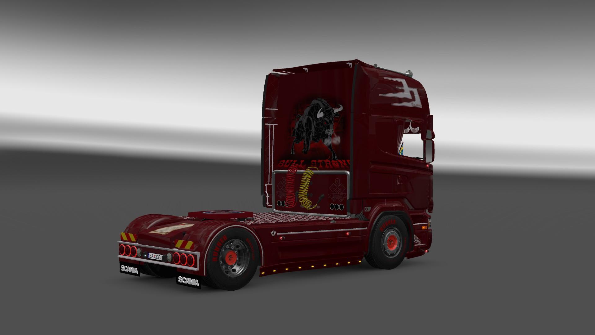 Scania R555 1 22 X Truck Euro Truck Simulator 2 Mods