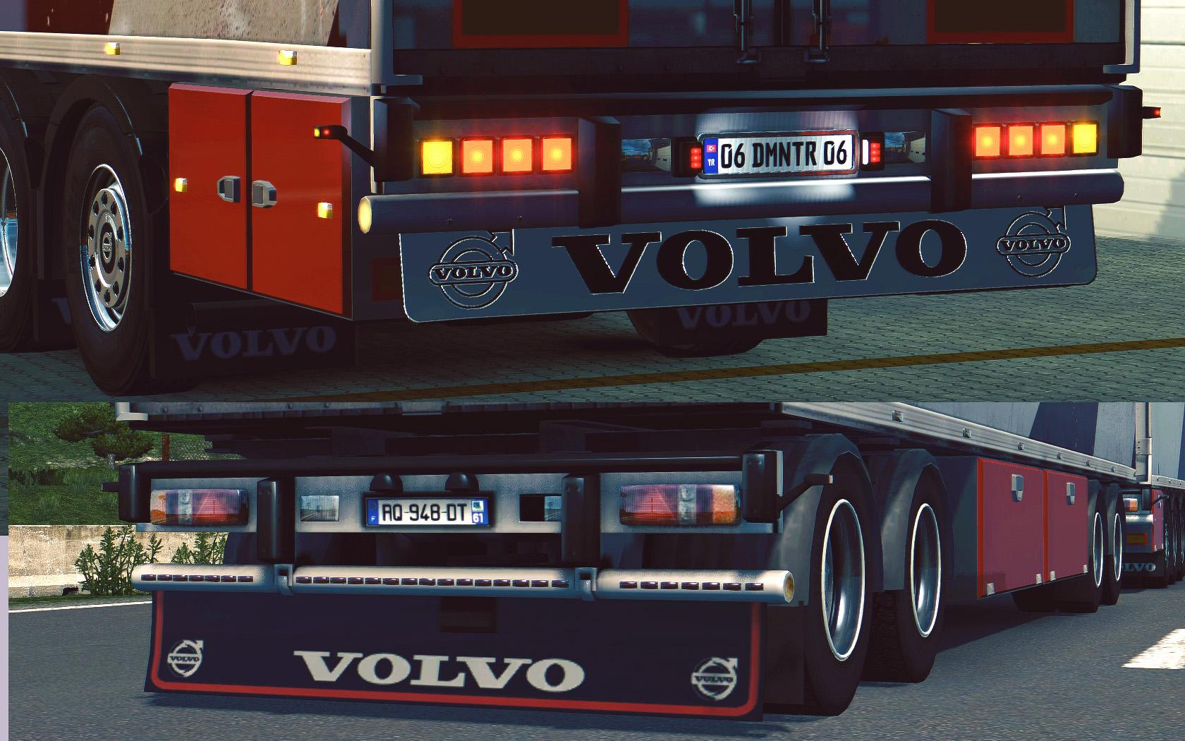 Volvo Fh 2013 Ohaha Tandem And Accessories V1 1 Ets 2
