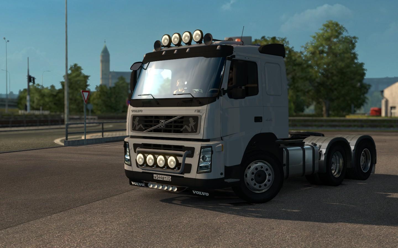 Volvo Fm12 Truck Cabin Accessories Dlc 1 22 Euro Truck