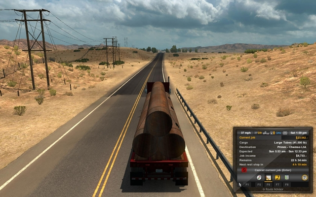 American Truck Simulator review - This is the best simulator ever