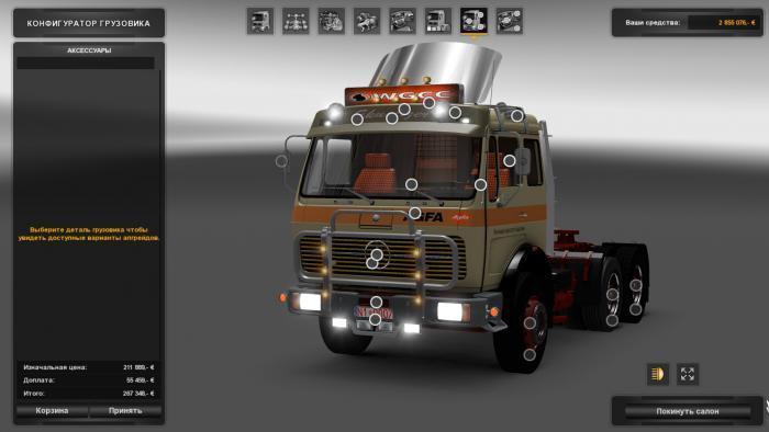 Mercedes Dealer Euro Truck Simulator 2 Mods