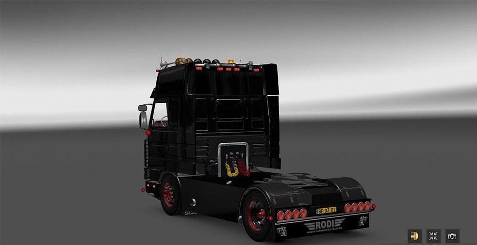 Scania 143m Truck V8 Sound Euro Truck Simulator 2 Mods