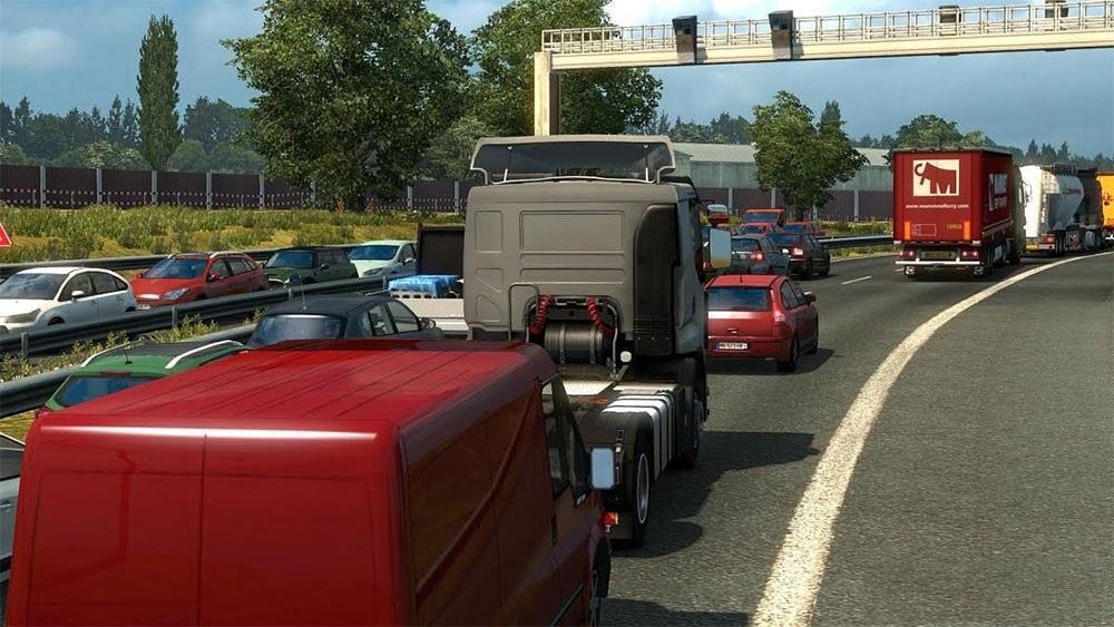 traffic jam v3 2 mod  euro truck simulator 2 mods