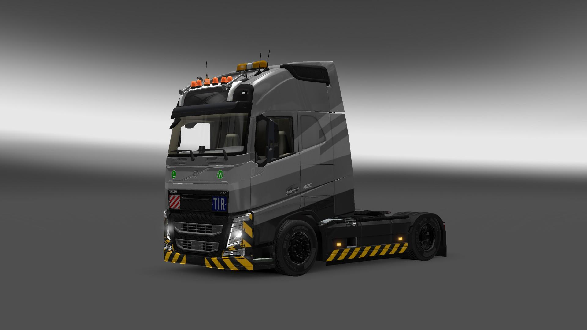 Volvo Fh 2012 Low 1 22 X Truck