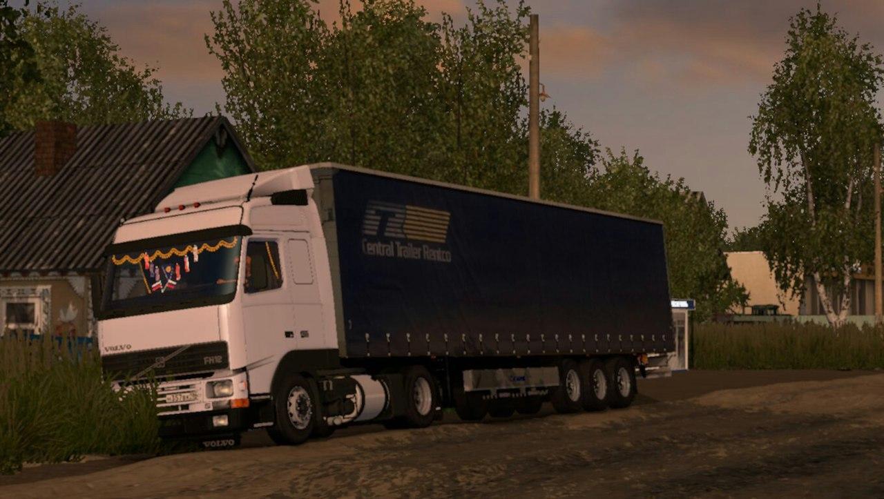 VOLVO FH12 1.22.X Truck -Euro Truck Simulator 2 Mods