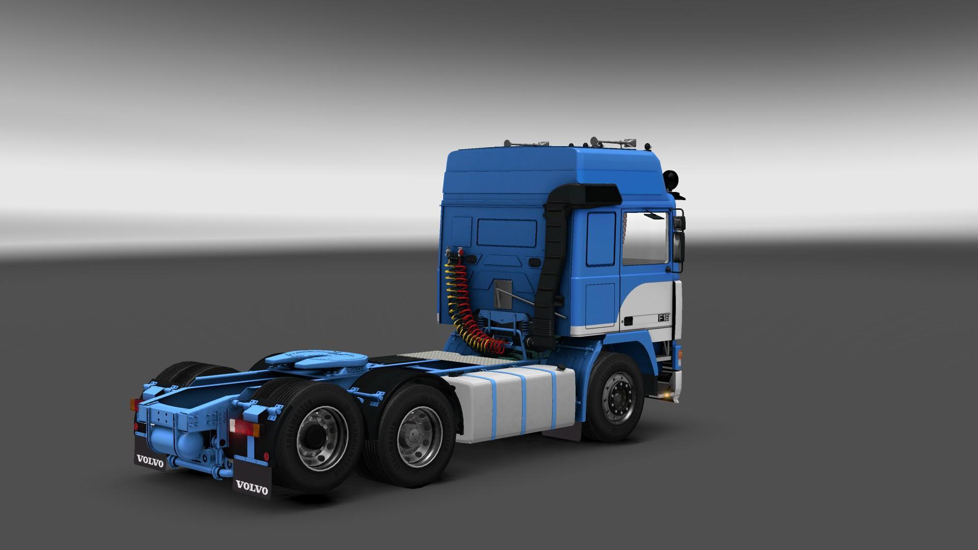 VOLVO FH16 INTERCOOLER NOR CARGO Truck -Euro Truck ...