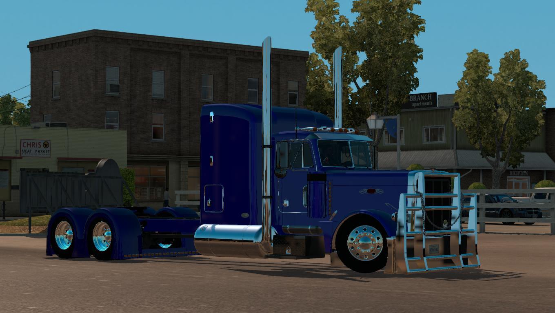 Ats Peterbilt 379 Pinga V2 0 For Ats Euro Truck Simulator