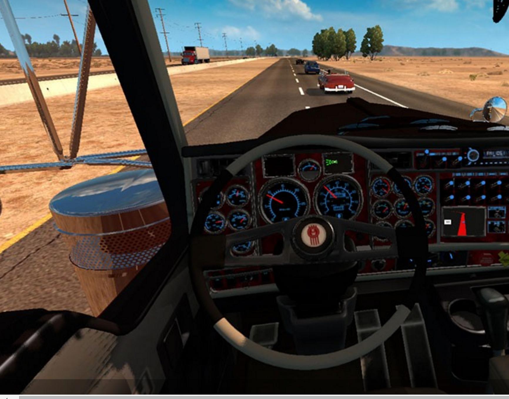 Euro truck simulator 2 o comeccedilo 1 - 4 5