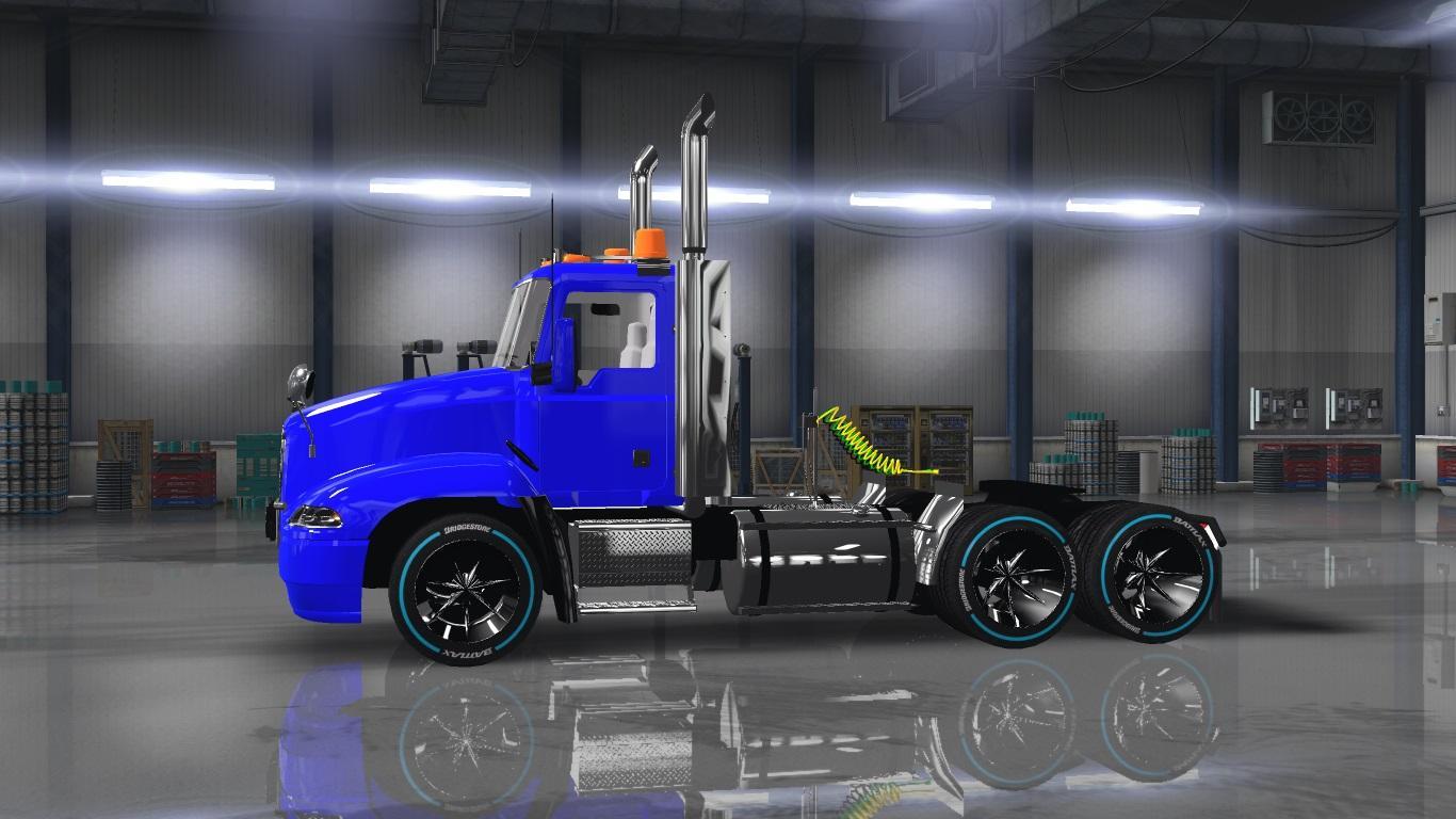 MACK VISION V1 Truck -Euro Truck Simulator 2 Mods