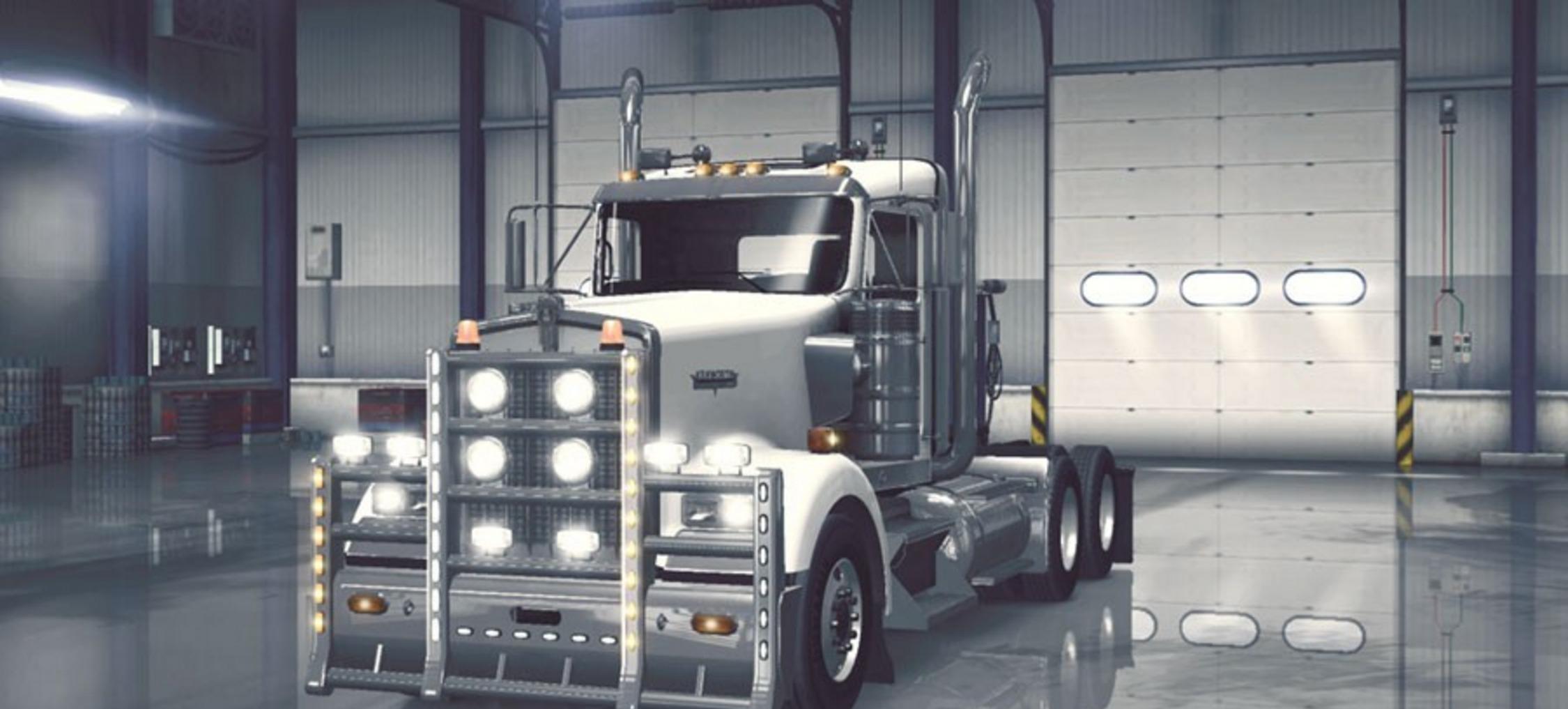 Truck Accessories v 1.1 ATS -Euro Truck Simulator 2 Mods