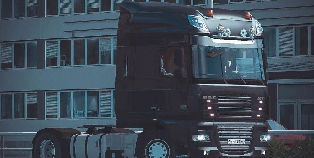 truck design daf
