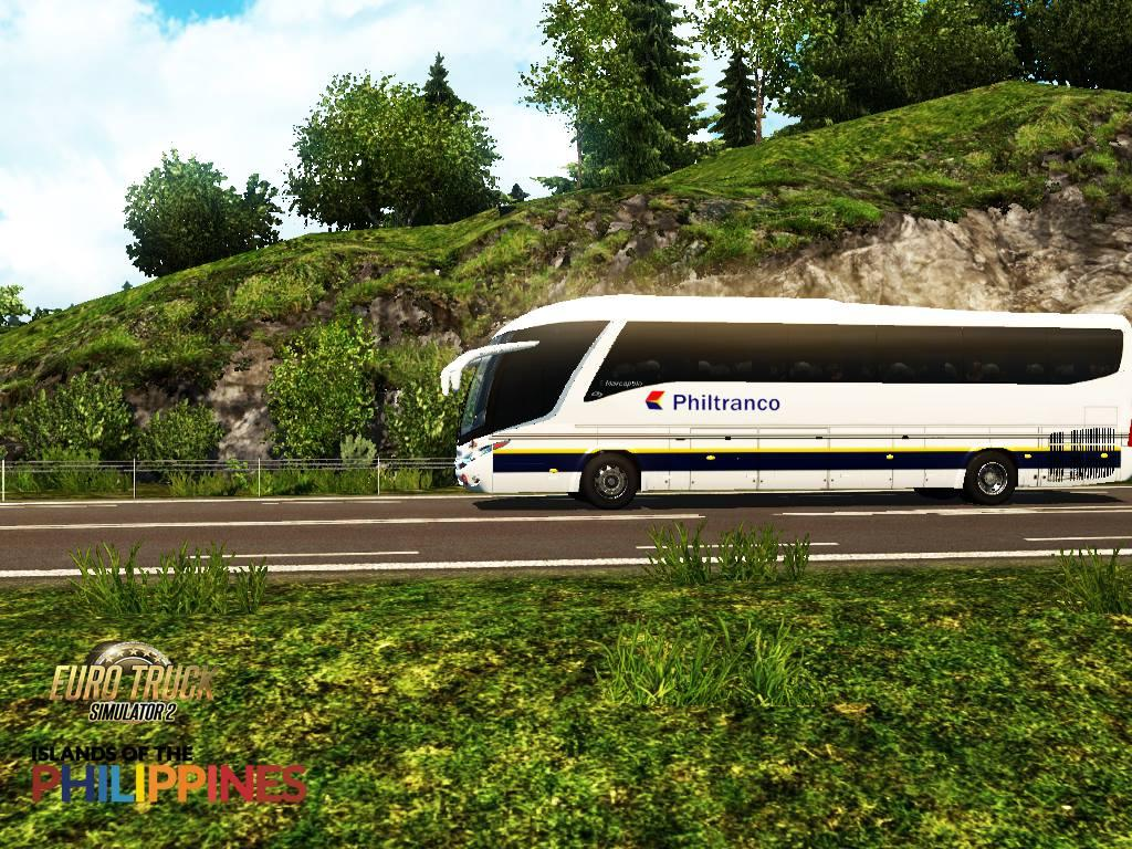 ISLANDS OF THE PHILIPPINES G7 1200 V1 0 Bus -Euro Truck
