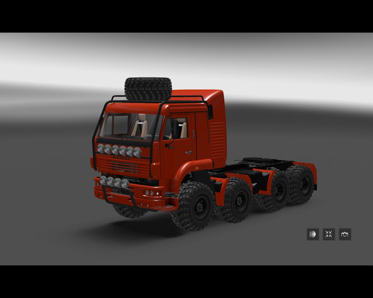 Kamaz X Monster V Truck on How Does An Engine Work