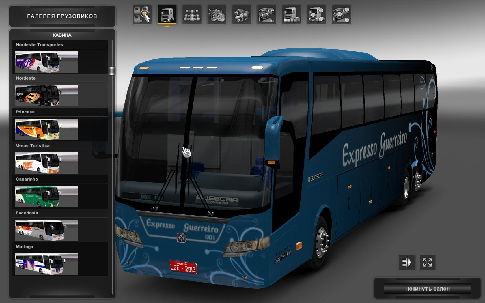 mapa eaa bus v1 9 for ets2 euro truck simulator 2 mods. Black Bedroom Furniture Sets. Home Design Ideas