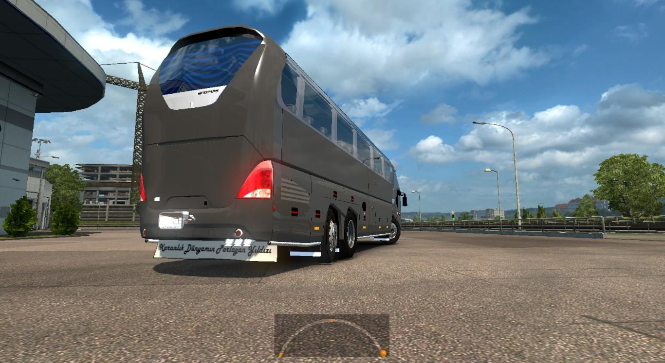 NEOPLAN STARLINER L V1.0 Bus -Euro Truck Simulator 2 Mods