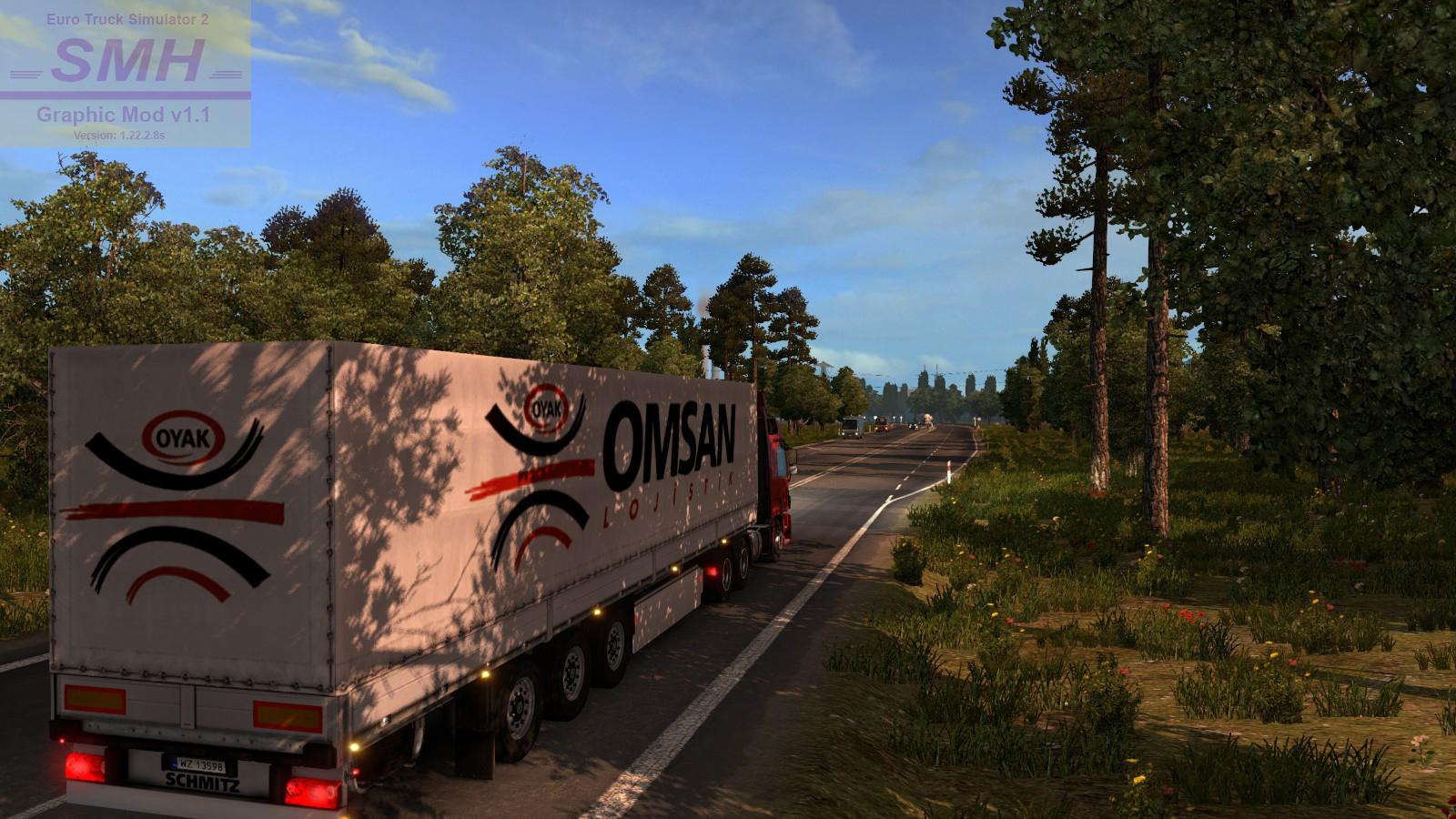 SMHKZL GRAPHIC MOD V1 1 (FIXED TEXTURES) 1 22 2 8S ETS2 (4) - ETS 2