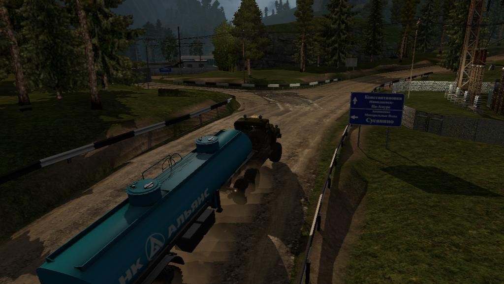 The harsh russian map update euro truck simulator 2 mods for The russian mod