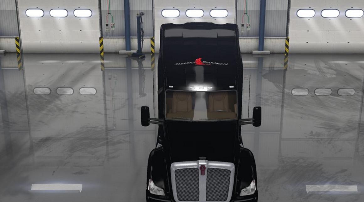 Kenworth T680 Stevens Transport Mod Ats Euro Truck Simulator 2 Mods