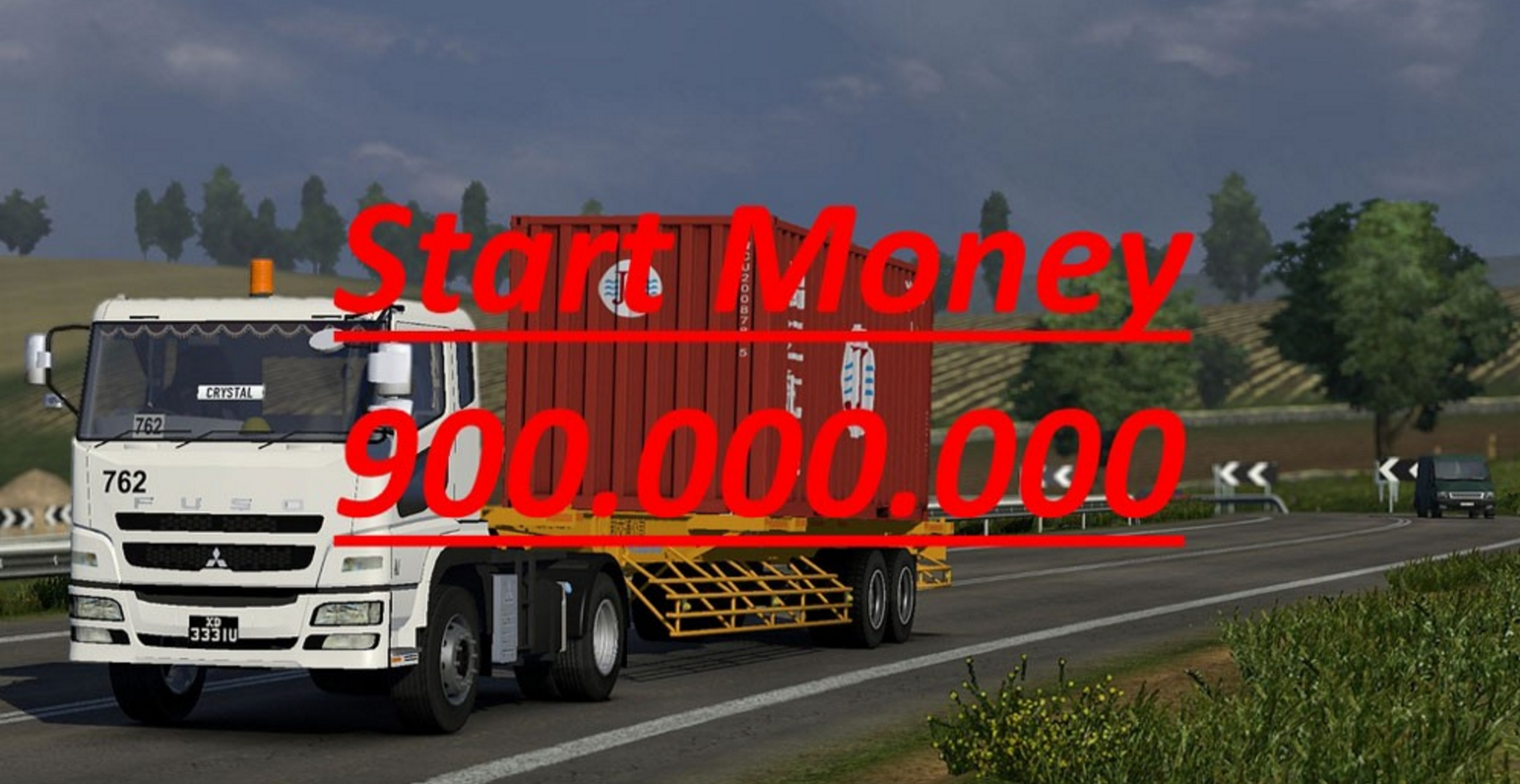 euro truck simulator 2 how to give money