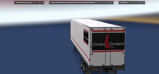 Peterbilt 579 Gangster Girl Truck Skin Euro Truck Simulator 2 Mods