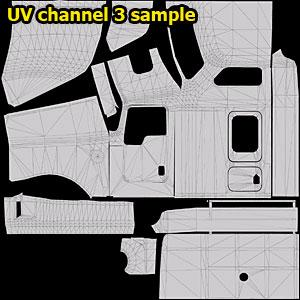 truck paint job templates for mod euro truck simulator 2 mods