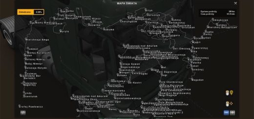 Russian Open Spaces Euro Truck Simulator 2 Mods