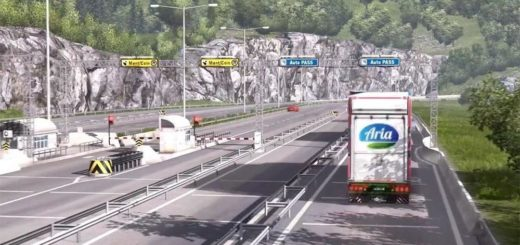 BEYOND THE BALTIC SEA LOADING SCREENS PACK 1 32 MOD -Euro Truck