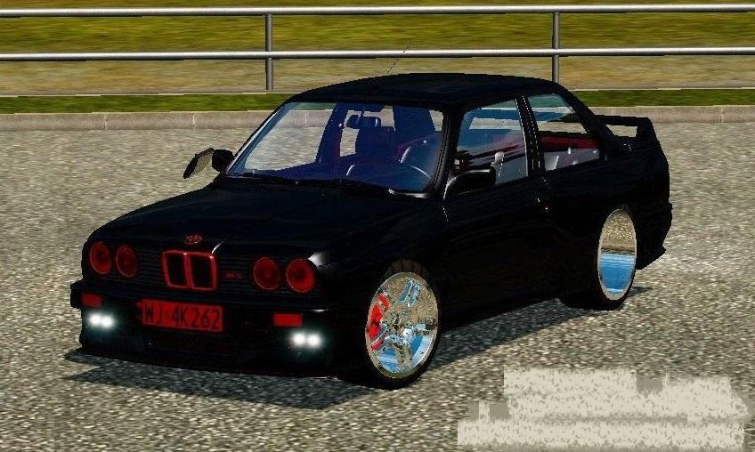 Bmw E30 For 1 23 Car Euro Truck Simulator 2 Mods