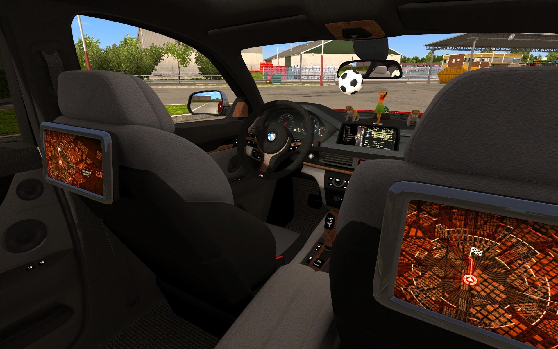 Bmw x6m bambi trailer rta mods v3 0 ets2