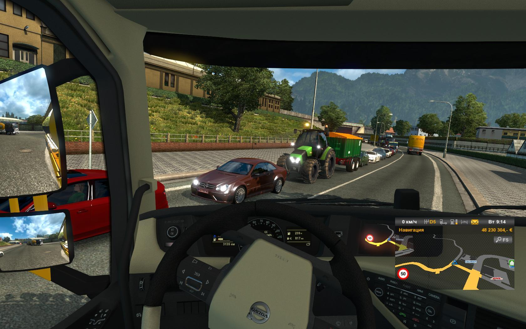 GREAT MOD ON TRAFFIC! ETS2 V1 24 BETA Mod -Euro Truck Simulator 2 Mods