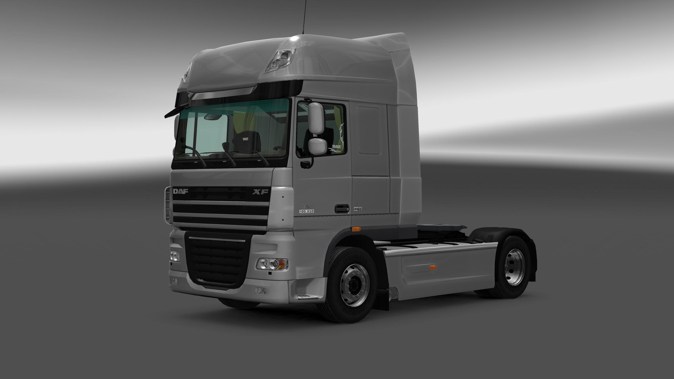 IMPROVED DAF XF 105 V1.0 Truck -Euro Truck Simulator 2 Mods