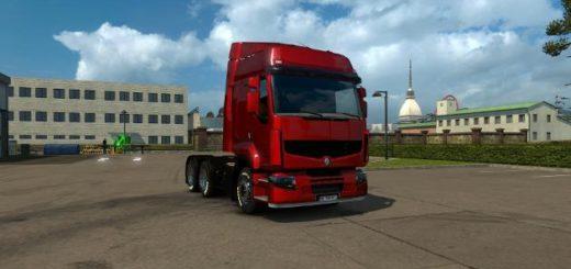 RENAULT PREMIUM 1.24 READY Truck (2)