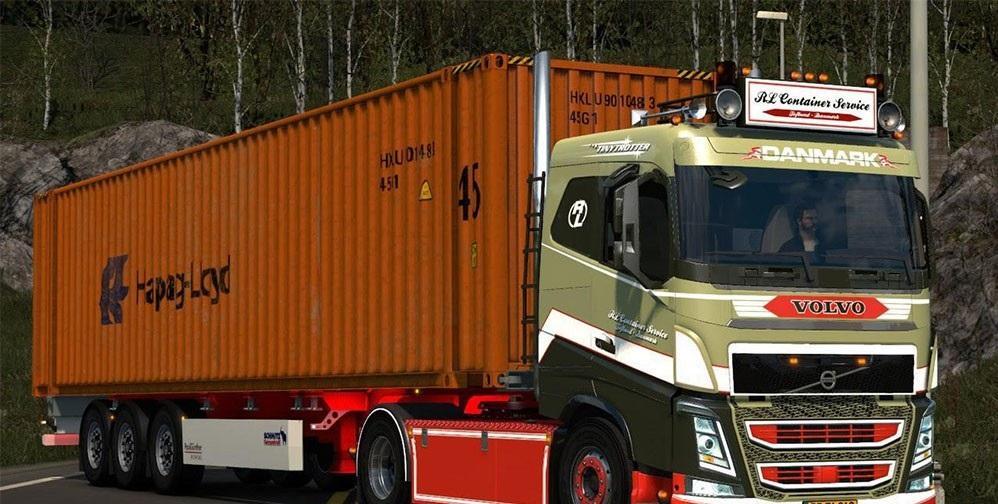 VOLVO FH SLEEPER Truck -Euro Truck Simulator 2 Mods